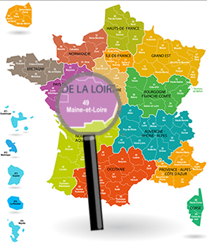 carte zone d'intervention